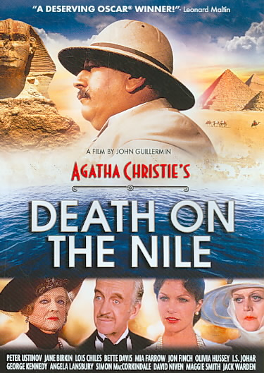 DEATH ON THE NILE BY USTINOV,PETER (DVD)