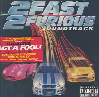 2 FAST 2 FURIOUS (OST) (CD)